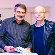 Paul Hümmer und Hans-Günter Wallraff