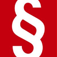 Logo der Arbeitgemeinschaft sozialdemokratischer JuristInnen