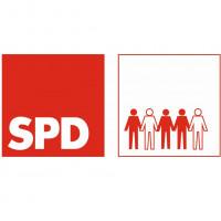 Logo der Arbeitsgemeinschaft Migration und Vielfalt